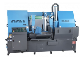 NEW DoALL DC-500SA Semi Automatic Band Saw (#3076)