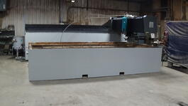 2012 Flow Mach 4 4020b Waterjet Cutting System (#3089)