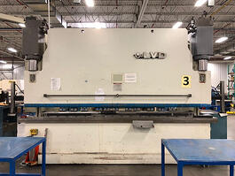 1997 LVD 240BH14 MNC 95 CNC Hydraulic Press Brake (#3092)