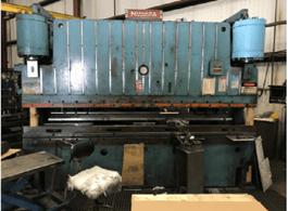 1994 Niagara HBM230-10-12 Hydraulic Press Brake (#3094)