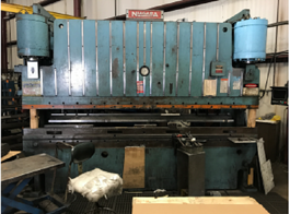 1994 Niagara HBM230-10-12 Hydraulic Press Brake (#3094)