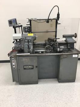 Hardinge Super Precision DSM-59 Toolroom Lathe (#3098)