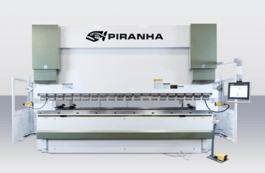 NEW Piranha 220-10 Precision CNC Hydraulic Press Brake (#3109)