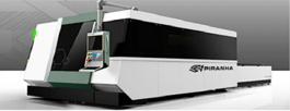 NEW Piranha L510 Fiber Laser Cutting System (#3111)