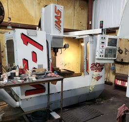 1998 Haas VF 1 Vertical Machining Center (#3113)