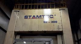 2000 Stamtec S2-300 SSDC Press (#3117)