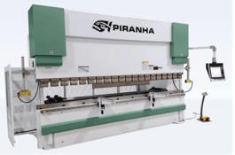 NEW Piranha 110-10 Precision Hydraulic Press Brake (#3118)