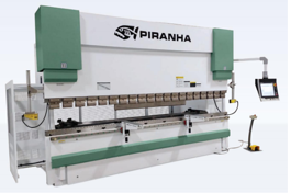 Piranha 110-10 Precision Hydraulic Press Brake (#3118)