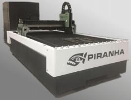 NEW Piranha HD510 Plasma Cutting System (#3121)