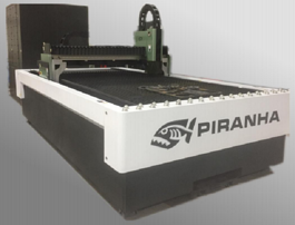 NEW Piranha HD510 Plasma Cutting System (#3121)
