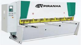 NEW Piranha 5/8-13 CNC Hydraulic Shear (#3126)