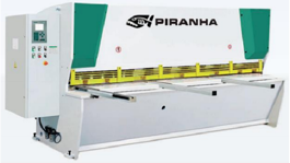 Piranha 5/8-13 CNC Hydraulic Shear (#3126)