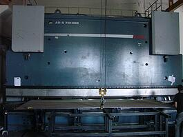 2010 Durma AD-S 701000 CNC Press Brake (#3141)