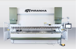 Piranha 220-13 Hydraulic Press Brake (#3148)