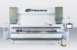 NEW Piranha 280-13 Hydraulic Press Brake (#3150)
