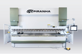 NEW Piranha 280-13 Hydraulic Press Brake (#3150)