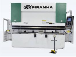 NEW Piranha 40-04 Hydraulic Press Brake (#3155)