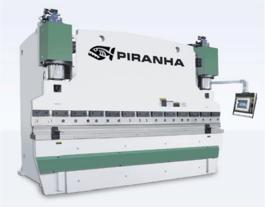 NEW Piranha 350-13FF Hydraulic Press Brake (#3160)