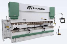 NEW Piranha 180-10 Hydraulic Press Brake (#3164)