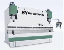 NEW Piranha 350-13 Hydraulic Press Brake (#3167)