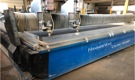 2005 Calypso Hammerhead 126 Waterjet Cutting System (#3176)