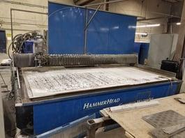 2006/2014 Calypso Hammerhead 510 Waterjet Cutting System (#3177)