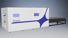 Polaris X10 Fiber Laser Cutting System (#3179)