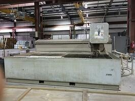 2008 Flow IFB-6012 Waterjet Cutting System (#3185)