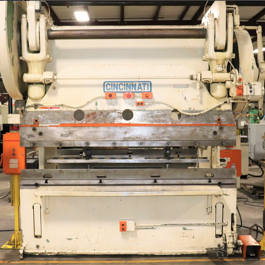 Cincinnati Series 9 225 Ton x 8' Mechanical Press Brake (#3191)
