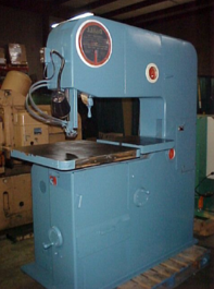 1961 DoALL 3613-1 Vertical Band Saw (#3198)