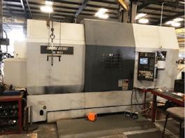 2007 Mori Seiki SL-603B/ 1000 CNC Turning Center (#3201)