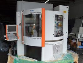 2014 Mikron XSM 400U LP Vertical Machining Center (#3202)