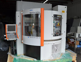 2014 Mikron XSM 400U LP Vertical Machining Center (#3202)