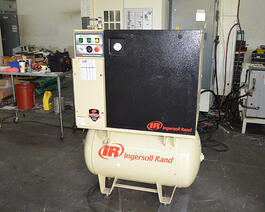 Ingersoll UP6-10-125 Rotary Screw Air Compressor (#3205)