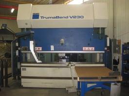 2006 Trumpf V230 CNC Hydraulic Press Brake (#3206)