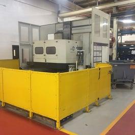 2011 Toshiba BTD-BTD-110H.R16 Horizontal Boring Mill (#3212)