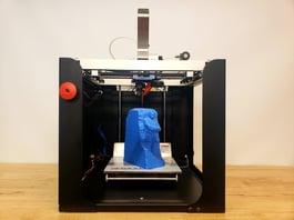 Cincinnati SAAM FreeForm 3D Printer (#3217)