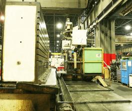 Cincinnati CNC Hydrotel Mill Horizontal Boring Mill (#3249)