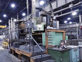 1987 O-M Ltd TM2-20N CNC Vertical Turret Lathe (#3251)