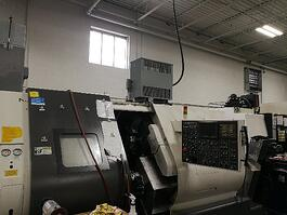 2010 Nakamura-Tome Super NTM3 CNC Turning Center (#3262)