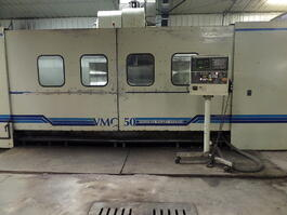 1996 Komo VMC 50/160 Vertical Machining Center (#3263)
