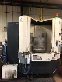 2005 Makino A61 4-Axis CNC Horizontal Machining Center (#3265)
