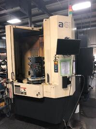2004 Makino A61 4-Axis CNC Horizontal Machining Center (#3266)