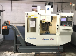 2000 Kitamura Mycenter 3XI CNC Vertical Machining Center (#3268)