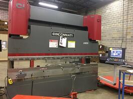 2017 Cincinnati 90BX Hydraulic Press Brake (#3275)