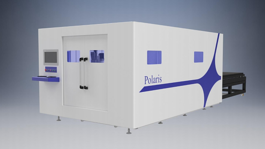 Polaris X12-500 Fiber Laser Cutting System (#3279)