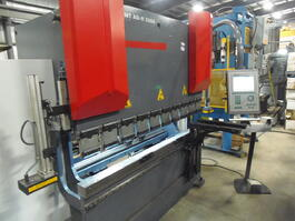 2012 Durma AD-S2060 Press Brake (#3282)