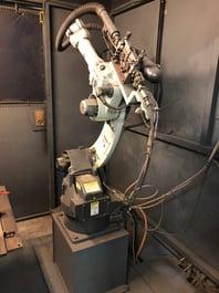 2007 Panasonic TA-1400WG Robotic Welding System (#3285)