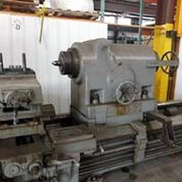 LeBlond Heavy Duty Engine Lathe (#3287)