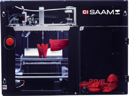 Cincinnati SAAM 3D Printer Package (#3294)